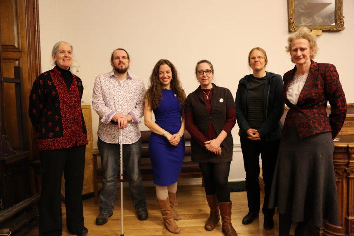 Women in Science event speakers
