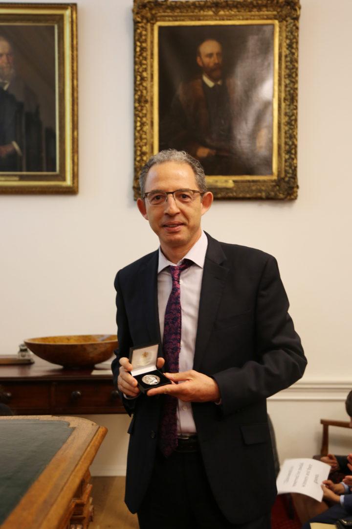 Prof Sophien Kamoun
