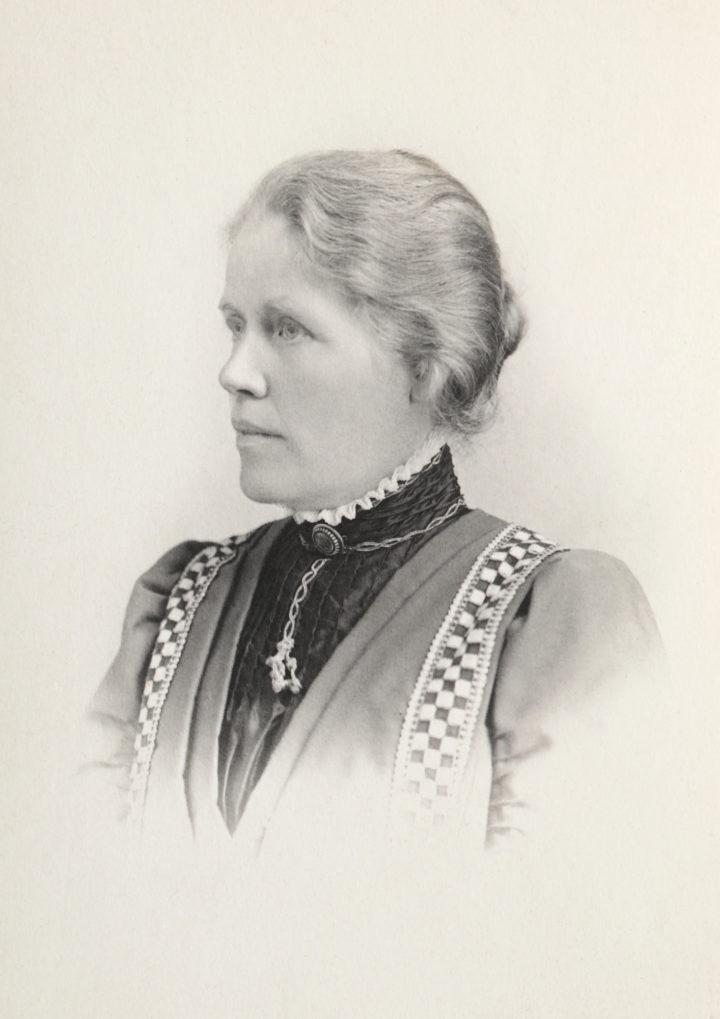 Prof Margaret Jane Benson (1859-1936)
