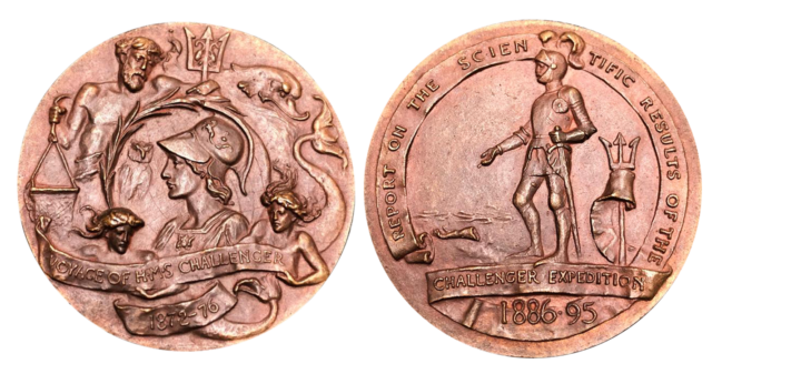 Challenger Medal