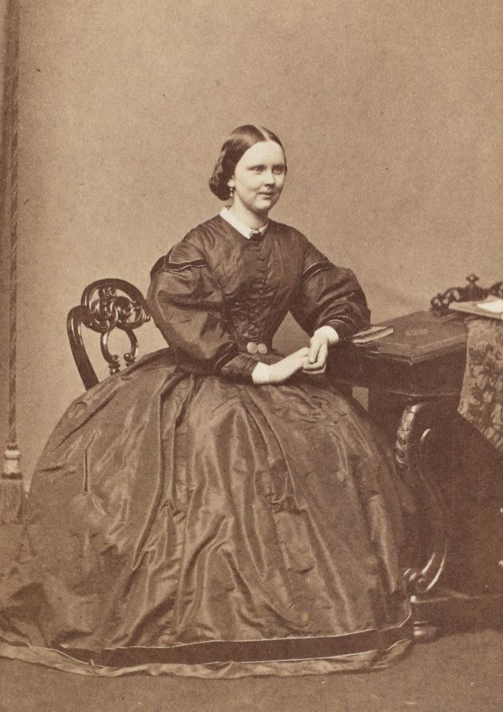 Marian Sarah Ogilvie Farquharson (née Ridley) (1846-1912)