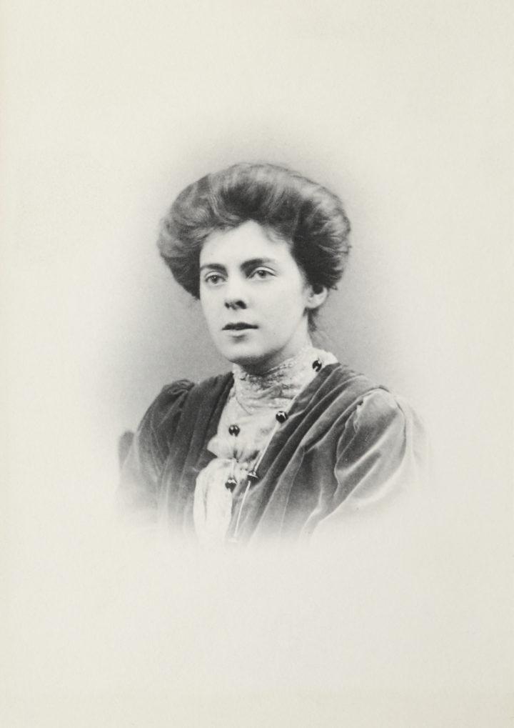 Helen Charlotte Isabella Gwynne-Vaughan (née Fraser) (1879-1967)
