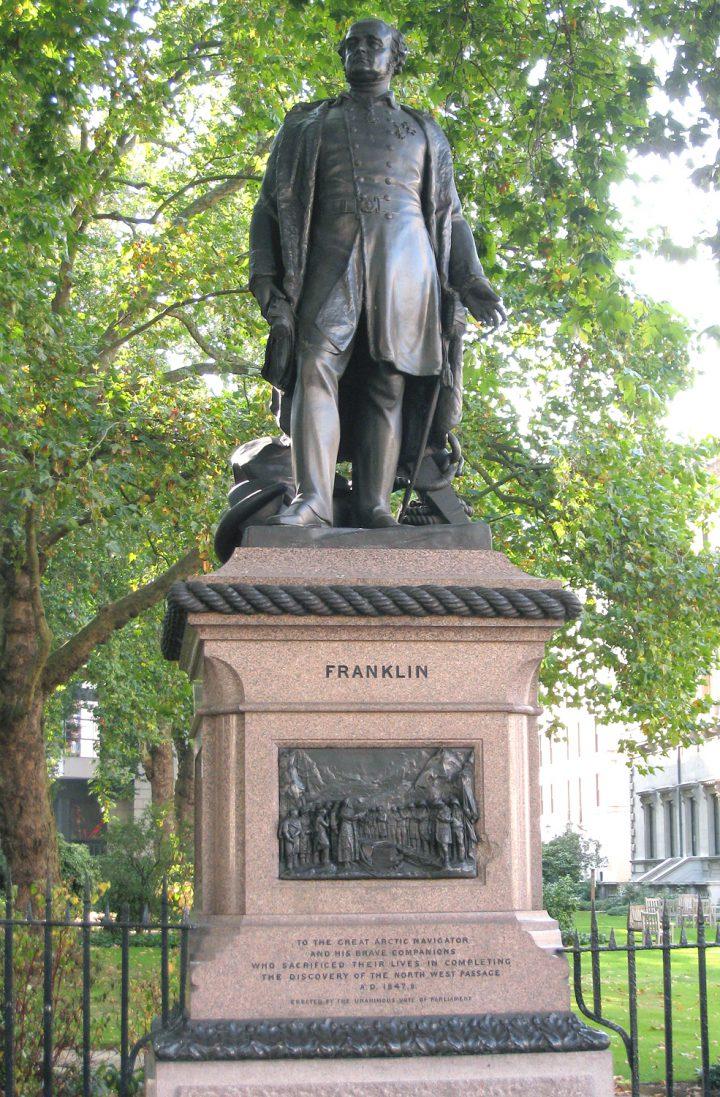 Sir John Franklin Statue