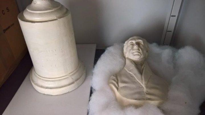 Lambert bust