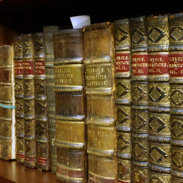 Linnaean books