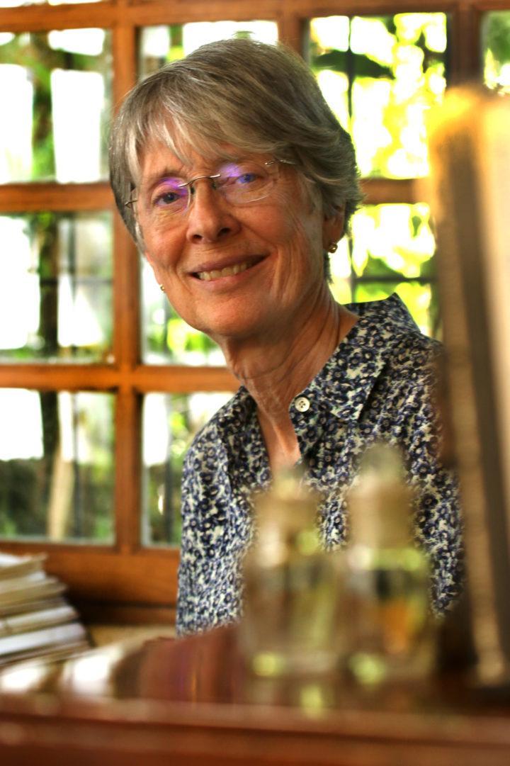 Professor Mary Jane West-Aberhard