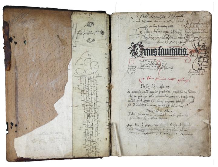 Ortus Sanitatis, 1491