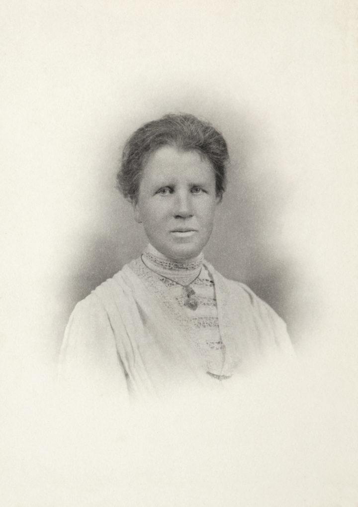 Dorothea Frances Matilda Pertz (1859-1939)