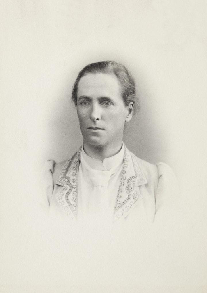 Edith Rebecca Saunders (1865-1945)