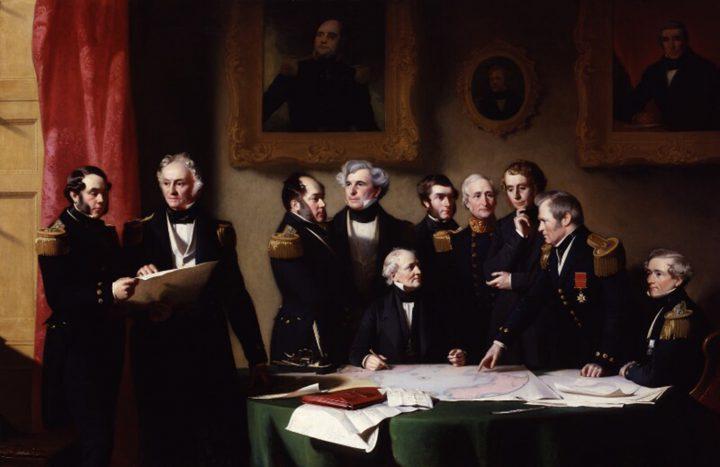 Search of Sir John Franklin c. NPG