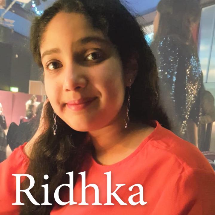 Ridhka Kakkar