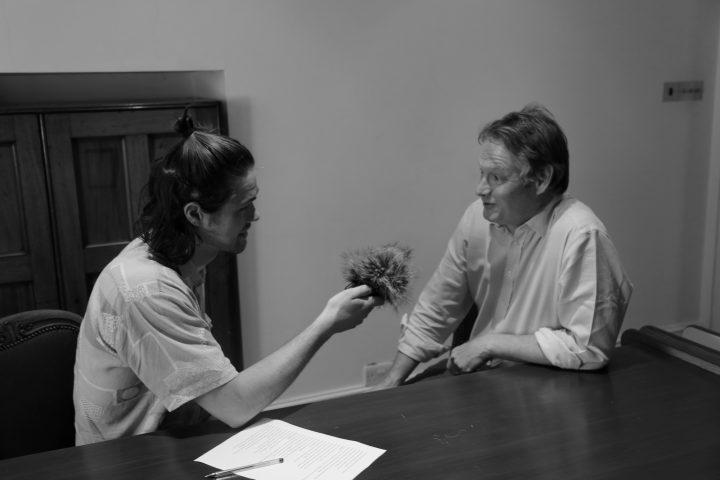 ross interviewing