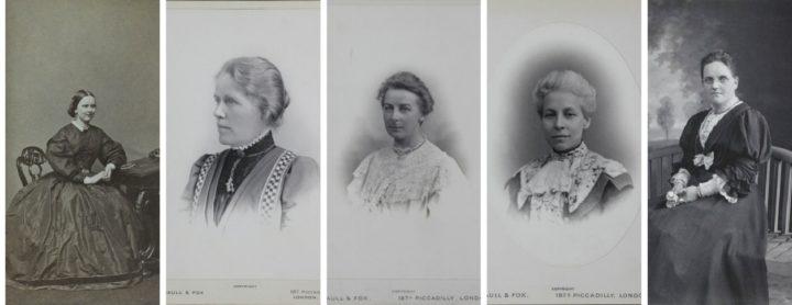 Five Female Fellows