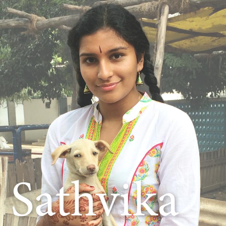 Sathvika Krishnan