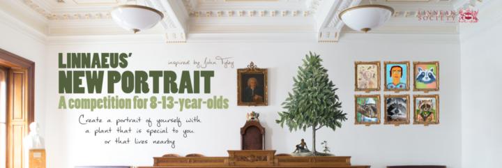 Linnaeus' New Portrait Competition