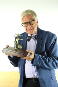Professor Brian J. Ford