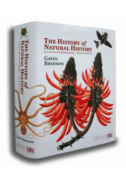 The History of Natural History