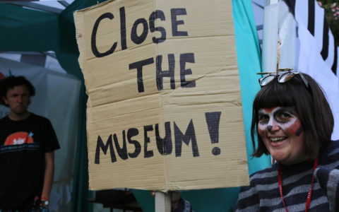he Museum of Lost Species debuts at Green Man