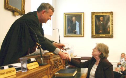 The loss of an inspiring scientist: Prof Dame Georgina Mace