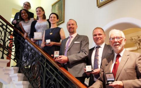 Medal Winners 2019