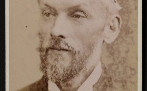 Edward M Holmes: A prescriber of salves for both bodies and hearts