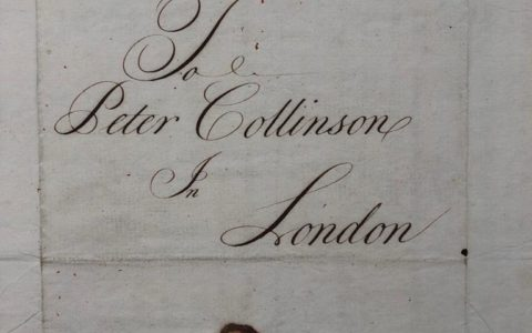 Collinson's Connections: The Commonplace Book of Peter Collinson