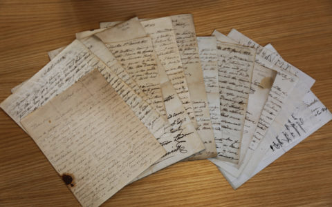 The Linnean Society Loose Letters Collection: The Weird and the Wonderful