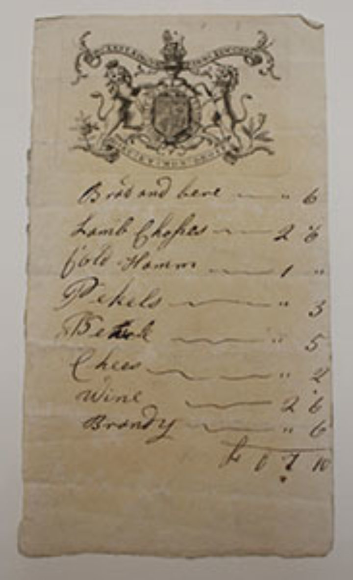 documents held by the Library of the Linnean Society