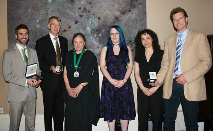 2013 Linnean Society Medal Winners
