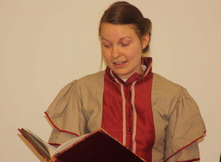 Beatrix Potter as a mycologist and scientific artist