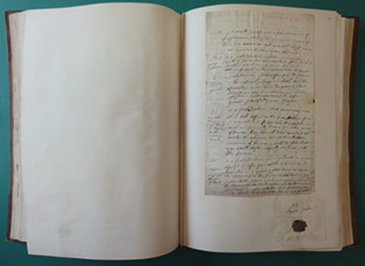 George Don's letters